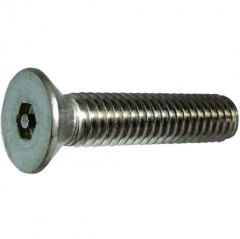 Stainless Steel Hex & Torx Drive Machine Screws