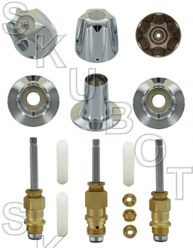 Arrowhead Brass* Repair Kit 3 Valve Kit