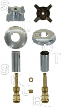 Sterling Rockwell* #331 Short Stem Rebuild 2 Valve Kit
