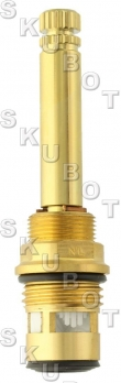 Broadway* Ceramic Cartridge Cold - PVD Polished Brass Finish