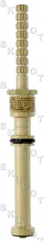Artistic Brass* Roman Tub Replacement Stem -RH Hot or Cold