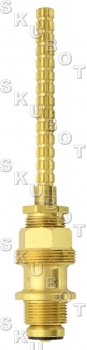 Artistic Brass* Replacement Tub & Shower Stem -RH Hot or Cold