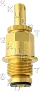 Central Brass* Replacement Stop Stem 2-11/16""