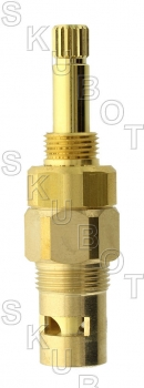 Phylrich Replacement Ceramic Disc Cartridge -H/C -Pol Brass