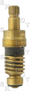Rheem*/ Central Brass* Replacement Stem -LH Cold -NLA