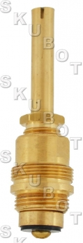Savoy Brass* Replacement Stop Stem full throw