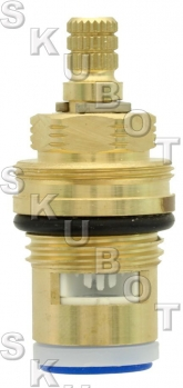 T&S Brass* Equip* Replacement Ceramic Disc Cartridge - Cold