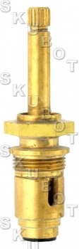 Union Brass* Gopher* Replacement Diverter Stem -New Style